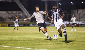 ABC-RN e Ceará se enfrentaram no Frasqueirão em jogo válido pela Copa do Nordeste 2021.