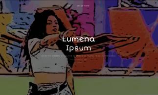Site Lumena Ipsum promete criar frases que poderiam ter sido ditas pela psicóloga Lumena Aleluia, que foi eliminada do BBB21 nessa terça-feira, 2