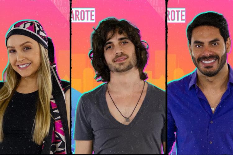Eliminação do oitavo paredão do reality show da TV Globo acontecerá na noite desta terça-feira, 23, a partir das 22h30min  (Foto: Rede Globo / Reprodução)