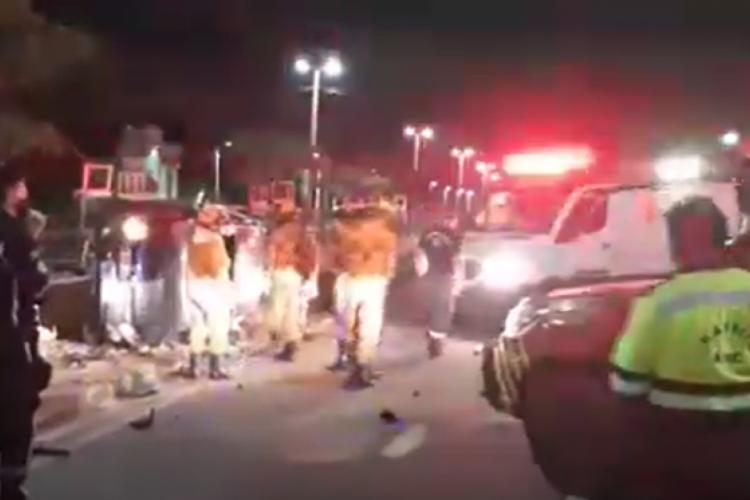 Após capotar com o carro, jornalista Wilson Zanini é encontrado morto. (Foto: Reprodução/ Youtube)