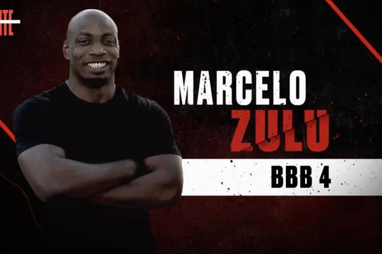 O carioca Marcelo Zulu, de 40 anos, é uma dos participantes do
