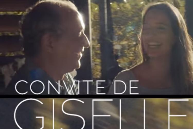 Ciro é entrevistado por esposa Giselle Bezerra em série biográfica  (Foto: REPRODUÇÃO/FACEBOOK )