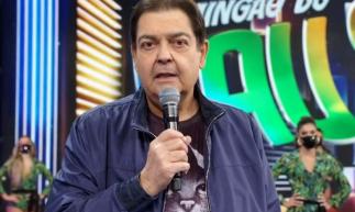 No final de janeiro deste ano, Fausto Silva decidiu não renovar o contrato com a Globo