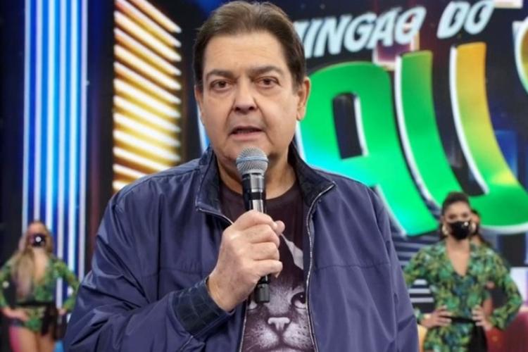 No final de janeiro deste ano, Fausto Silva decidiu não renovar o contrato com a Globo  (Foto: Reprodução/Instagram)