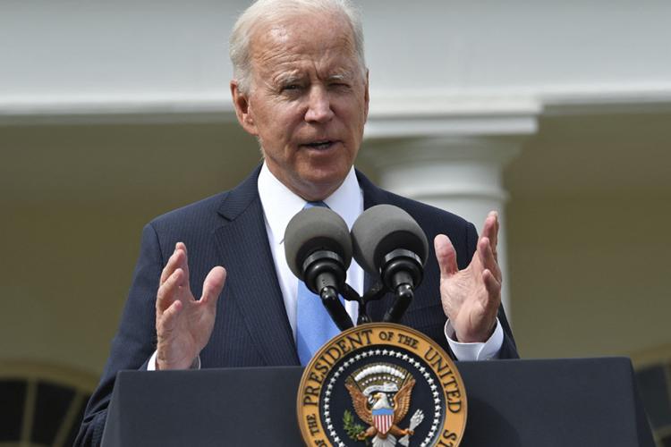 Presidente dos EUA, Joe Biden (Foto: Nicholas Kamm / AFP)