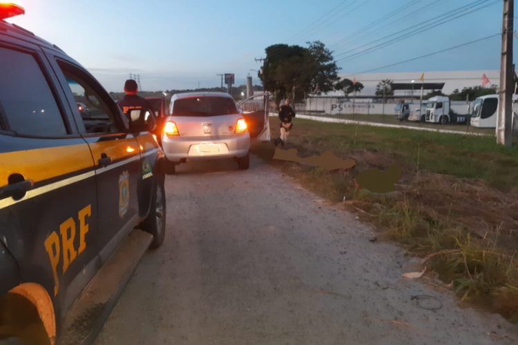 A PRF divulgou nesta segunda-feira, 07, o balanço final da Operação Corpus Christi  (Foto: Polícia Rodoviária Federal)