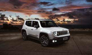 O Jeep Renegade já tem 5 anos de produção e venda no País