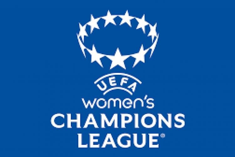 Novo logotipo da UEFA Woman's Champions League (Liga dos Campeões Feminina) (Foto: Divulgação UEFA)