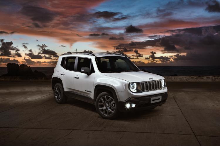 O Jeep Renegade já tem 5 anos de produção e venda no País (Foto: Divulgação/Jeep)