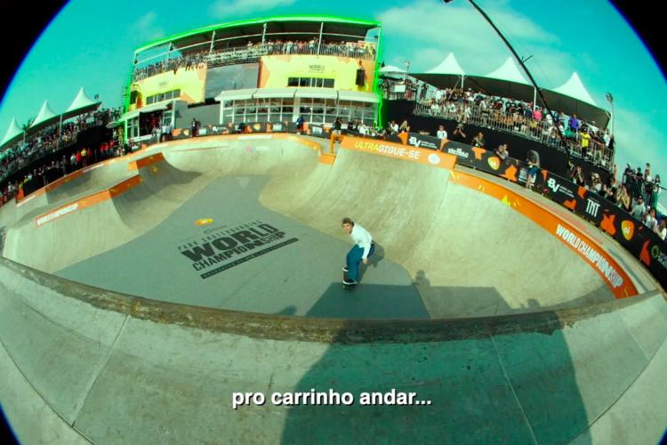 Pedro Barros representará o Brasil no skate nas Olimpíadas de Tóquio (Foto: Divulgação/OI)