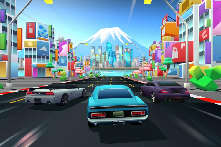 Epic Games Store disponibiliza 'Horizon Chase Turbo' gratuitamente (Foto: Divulgação)