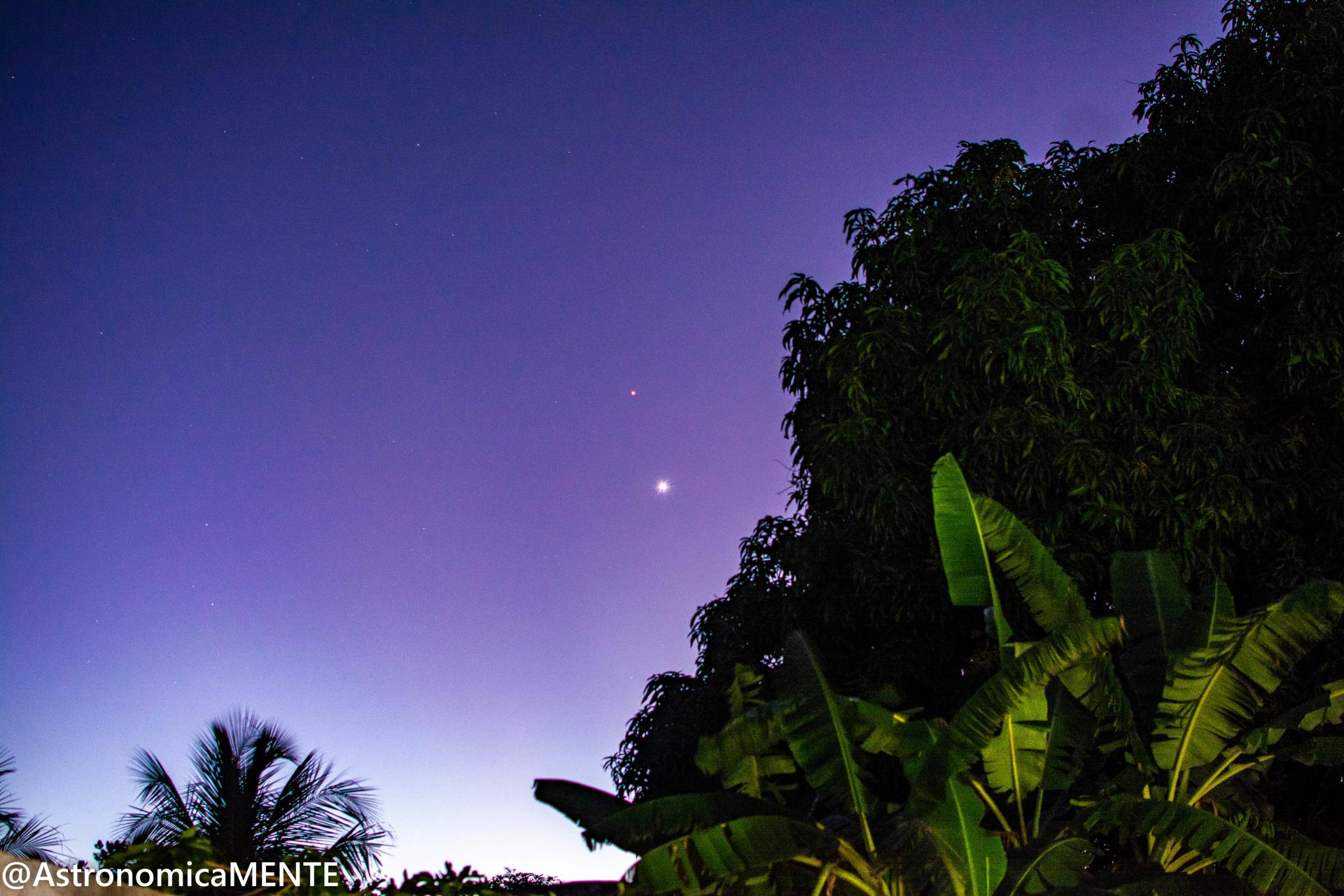 Céu de Fortaleza (Foto: divulgação)