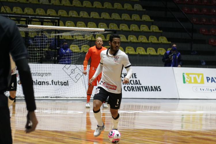 LNF Corinthians Futsal e Santo André Intelli medem forças em SP (Foto: )