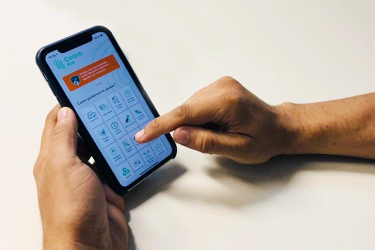 Aplicativo está disponível para download nas principais lojas de dispositivos online - para sistemas iOS e Android (Foto: Reprodução/Sesa)