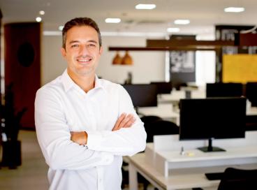 Mauricio Trezub, CEO da OmniChat