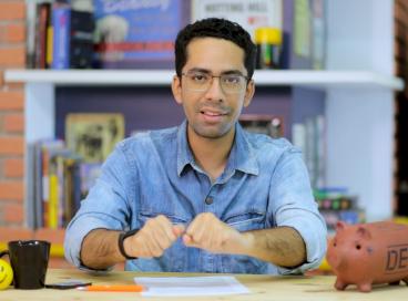 Samuel Pimentel, jornalista O POVO e apresentador Dei Valor