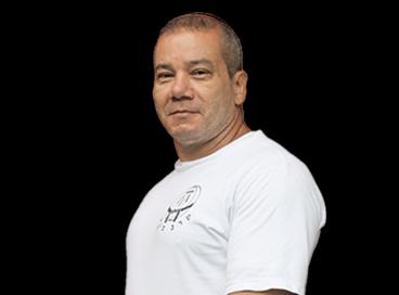 Mestre Ednaldo Cândido ministrará aulas de Krav Maga
