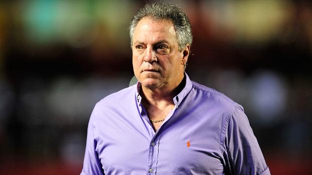 Abel Braga, técnico do Fluminense (Foto: )