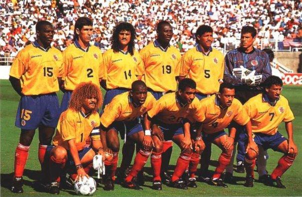 Valderrama promete raspar a cabeleira se a Colômbia vencer a Copa