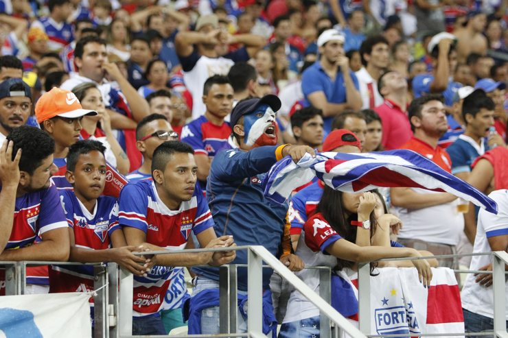 Bar dará bebida grátis a cada gol do Fortaleza contra o CSA