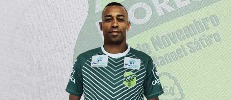 7bd69c22e0 Floresta acerta com Robert para a temporada 2019Ceará Sporting Club ...