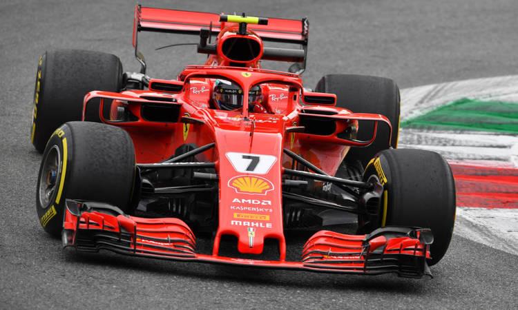 Sebastian Vettel foi o mais rápido no segundo treino livre desta sexta-feira, 17 (Foto: Reprodução)