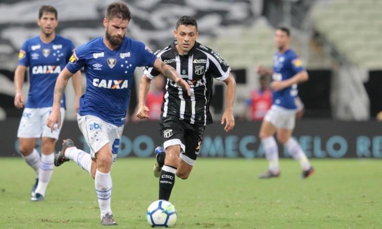 Cbf Confirma Data E Horario Do Jogo Entre Cruzeiro X Ceara Ceara Sporting Club Time Noticias Esportes O Povo