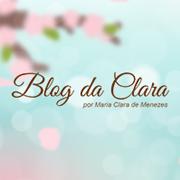 Blog da Clara