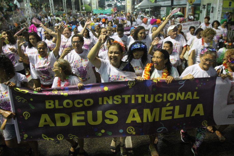 Adeus Amélia (Fotos: Evilázio Bezerra)