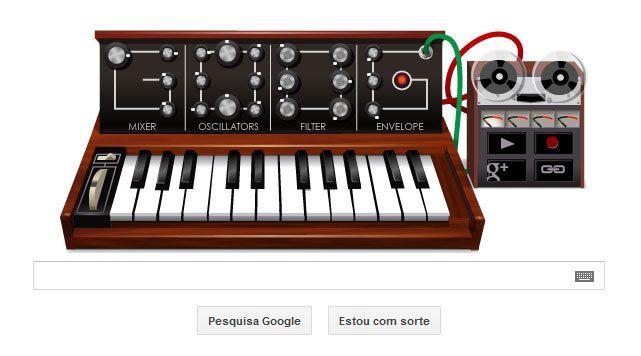 Novo Doogle do Google