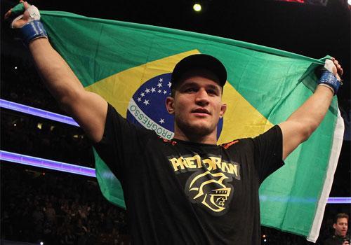 Junior Cigano - UFC 146