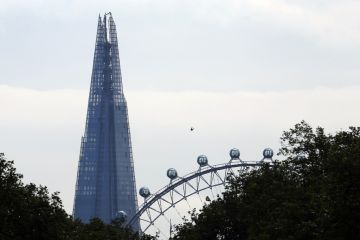 SHARD LONDRES AFP