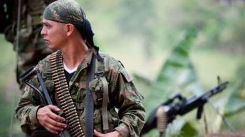 AFP, GUERRILHA COLOMBIANA