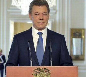 AFP, PRESIDENTE COLÔMBIA