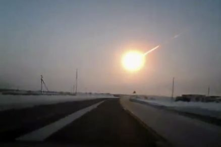 Segundo o último balanço oficial, 1.200 pessoas ficaram feridas devido a queda do meteoro