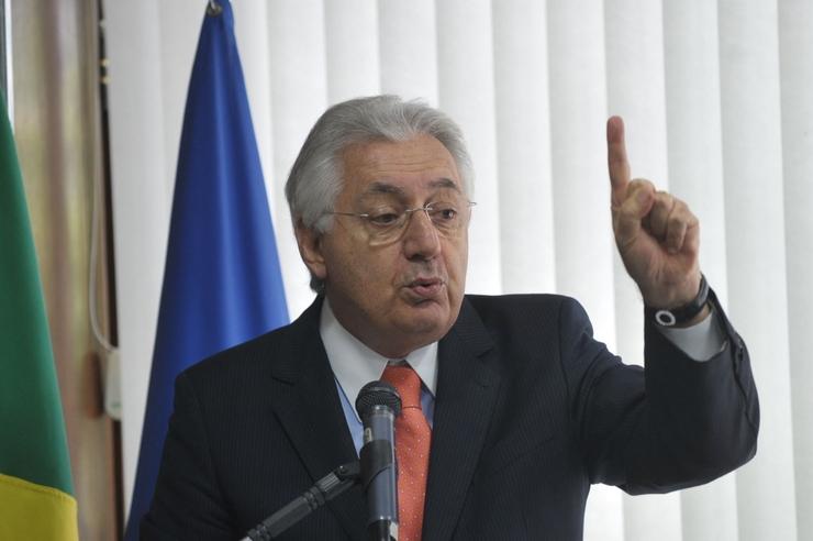 Guilherme Afif Domingos, presidente nacional do Sebrae