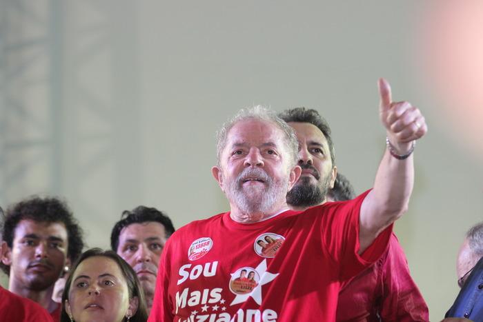 Lula em Fortaleza