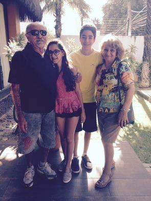 Leal com a sua família