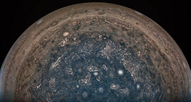 Júpiter (Foto: )