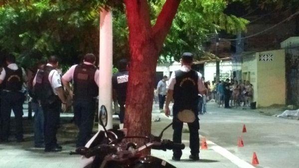Polícia investiga motivação do crime (Foto: O POVO)