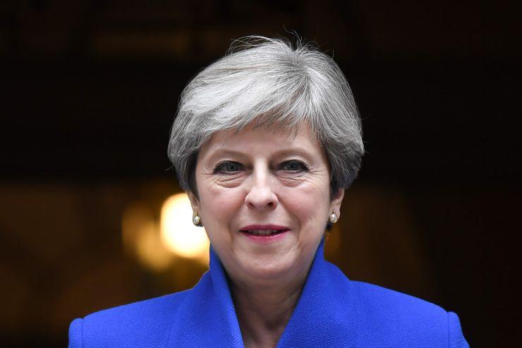 A primeira-ministra do Reino Unido, Theresa May