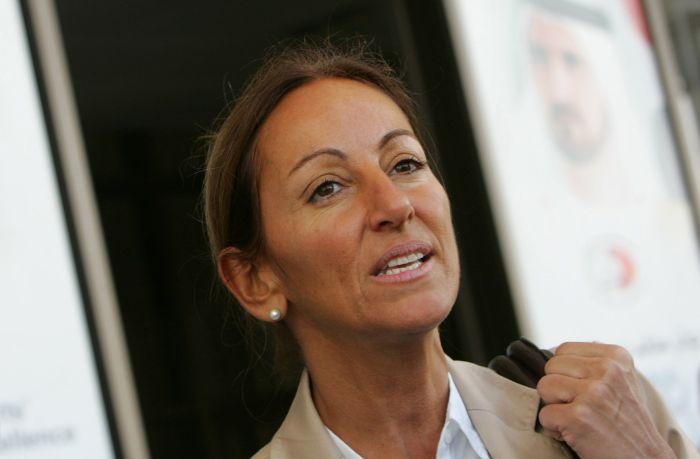 Jornalista Véronique Robert