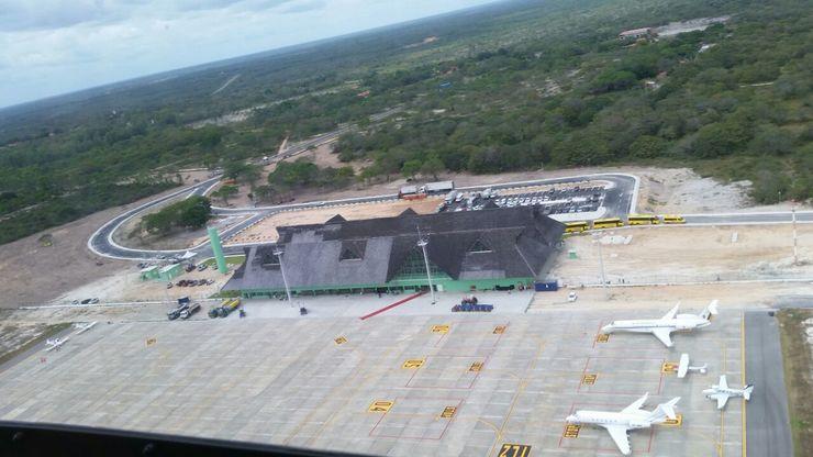 Aeroporto Jericoacoara : Voo comercial de fortaleza para jericoacoara ainda não é