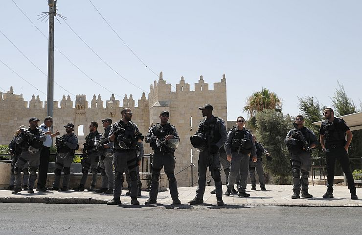 Tiroteio na parte antiga de Jerusalém deixa 5 mortos, ONU teme escalada