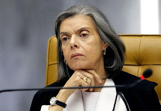 Ministra Carmen Lúcia (Foto: STF)