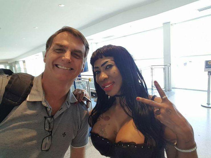 Resultado de imagem para ines brasil bolsonaro