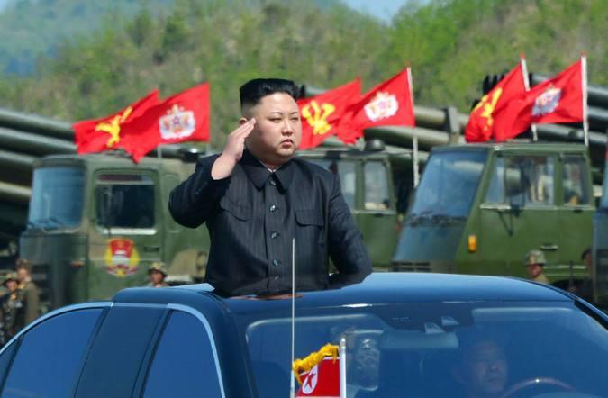 presidente da Coreia do Norte