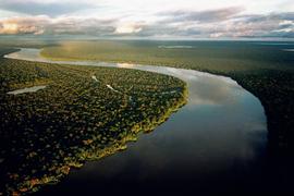 Trecho da Reserva Nacional do Cobre e Associados (Renca)