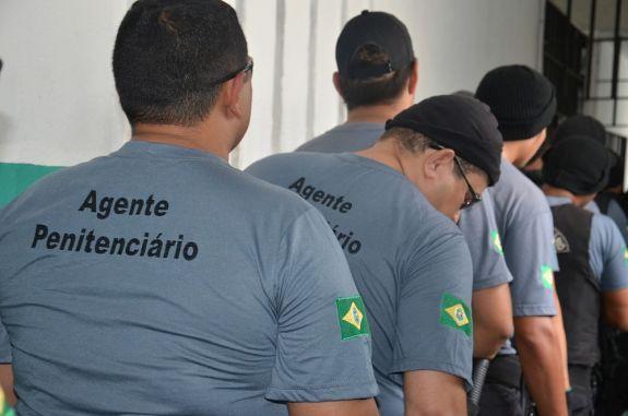 Resultado de imagem para imagens Governo divulga resultado final do curso de formação para agente penitenciário