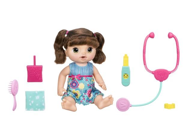 Marca Baby Alive Lan 231 A Modelo De Bonecas Que Falam Quot Papai